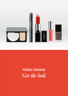 Friseur-Hamburg-La-Biosthetique-Make-up-Collection-Spring-Summer-2019-Fresh-Orange